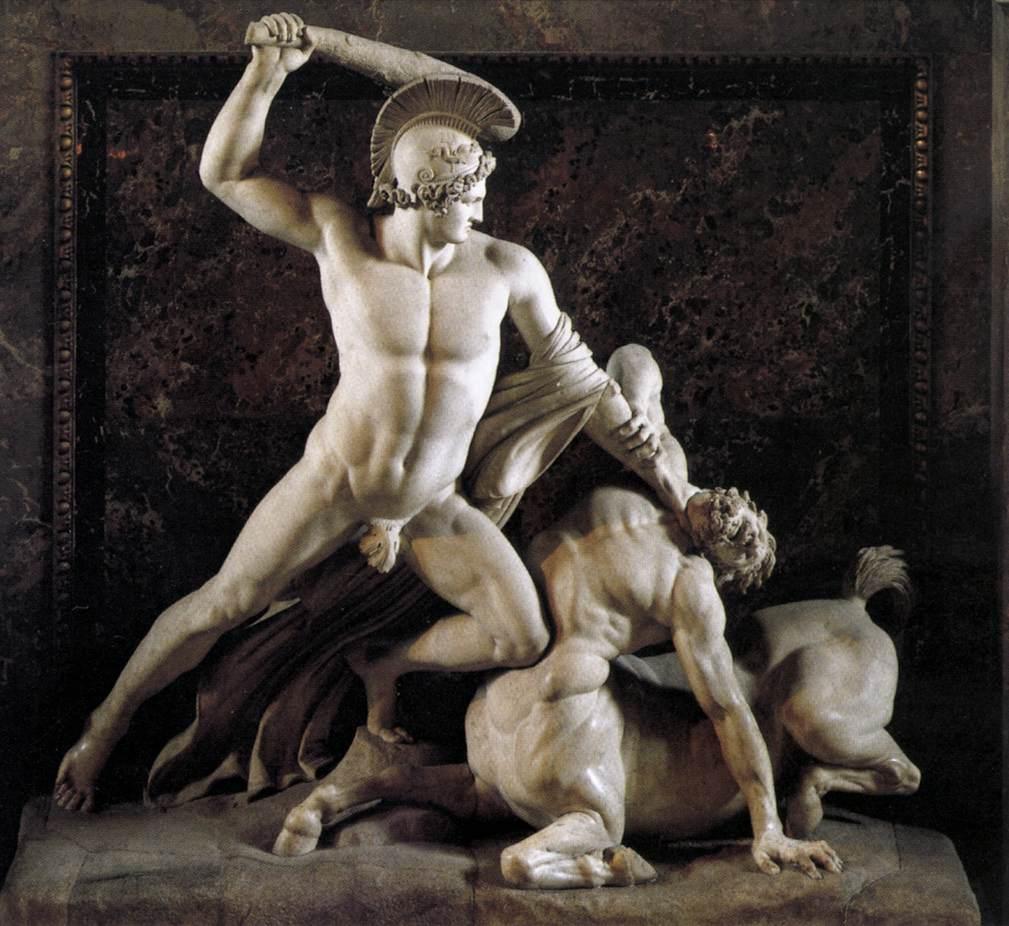 heroe mitologia griega: